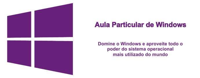 Aula Particular de Windows