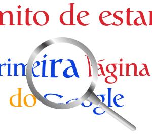 Mito de posicionamento Google
