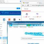Como remover Atajitos, Hao123, Websearch e Navegaki, manualmente