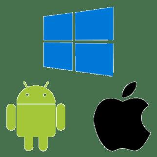 Aulas particulares e cursos online de Dispositivos Móveis