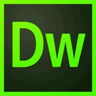 Aulas particulares e cursos online de Dreamweaver