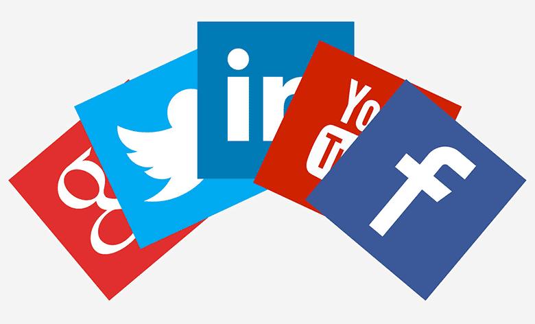 Botões de Compartilhamento para Redes Sociais