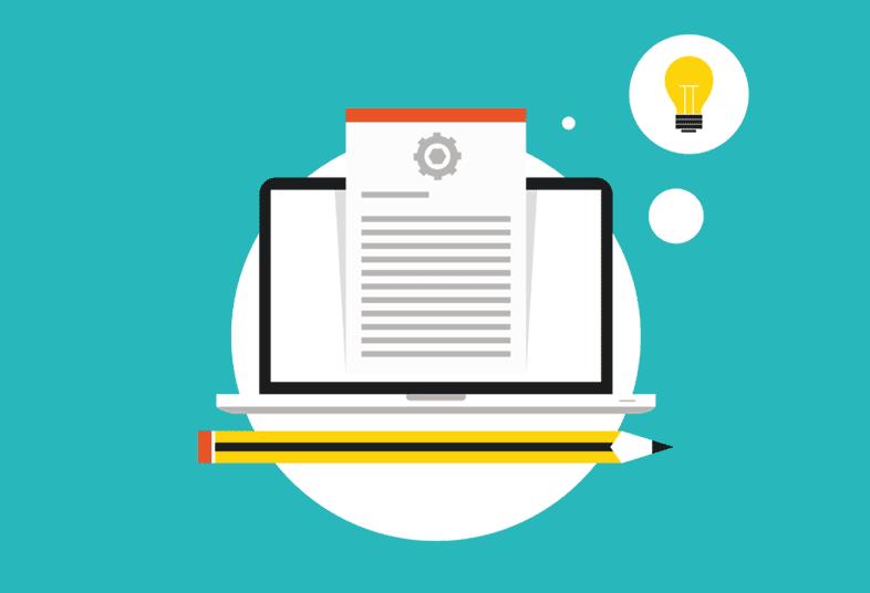 Criando o conteúdo do seu primeiro artigo para o blog