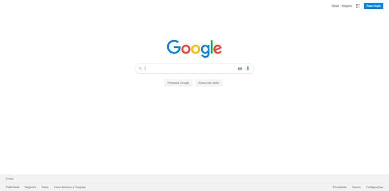 Layout Google