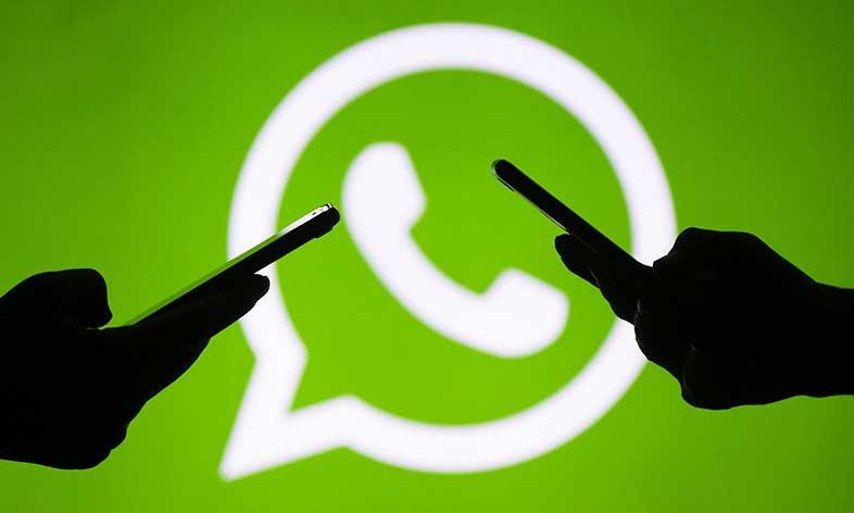 Limite no encaminhamento de menagens no WhatsApp